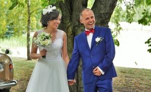 Monika i Piotr Michalscy