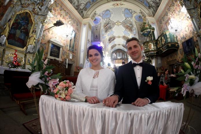 Marta i Andrzej Potejko