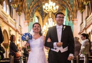 Barbara Niziniecka-Ramijan i Piotr Niziniecki