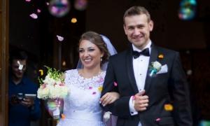 Anna i Grzegorz Tatar